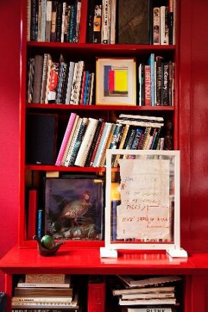 Books - Inside the home of ANDY SPADE AND KATE SPADE in NYC.jpg